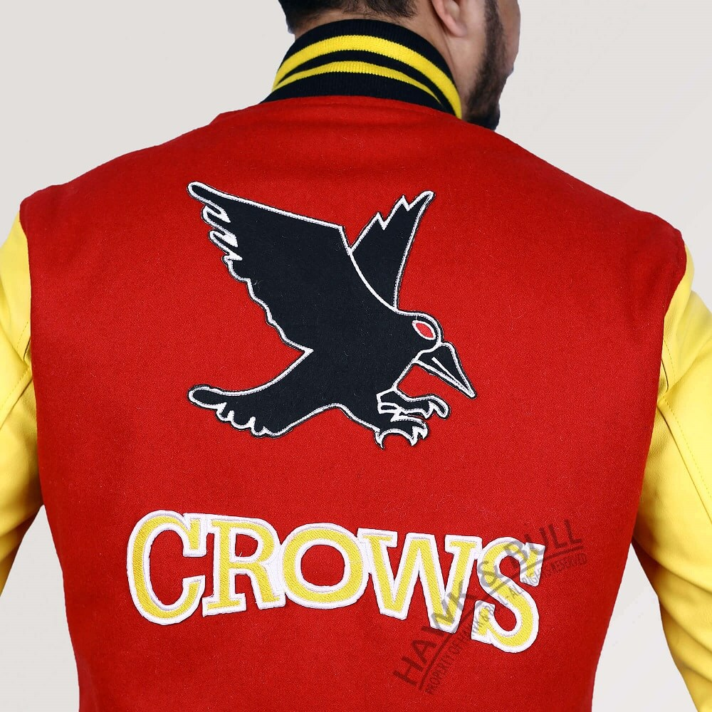 smallville crows