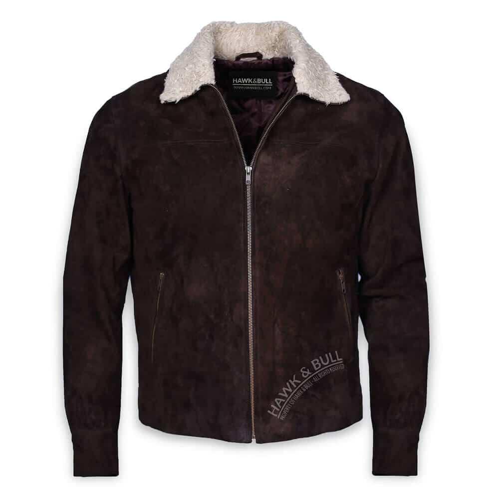 walking dead rick jacket