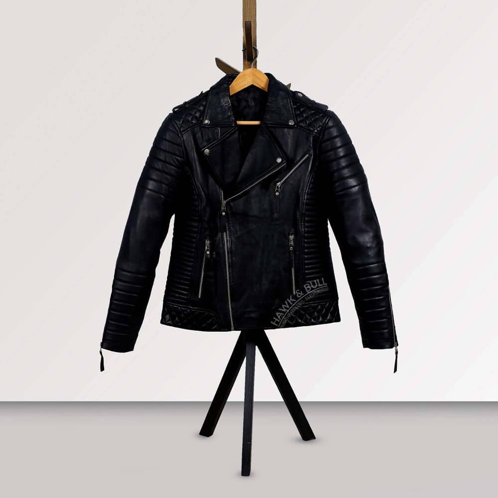 kay michaels leather jacket