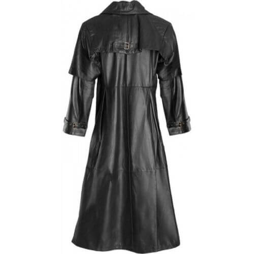 van helsing coat back side